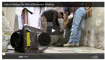 How to Reduce the Risk of Basement Flooding